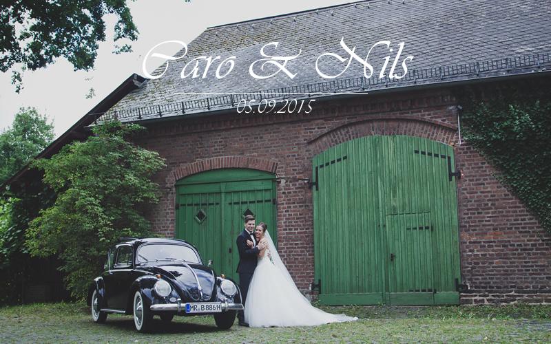 Caro & Nils | Hochzeit | Ewersbach | Deutschland