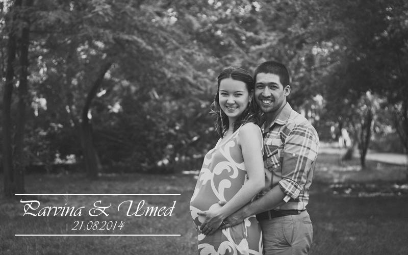 Parvina & Umed | Babybauchshooting | Duschanbe
