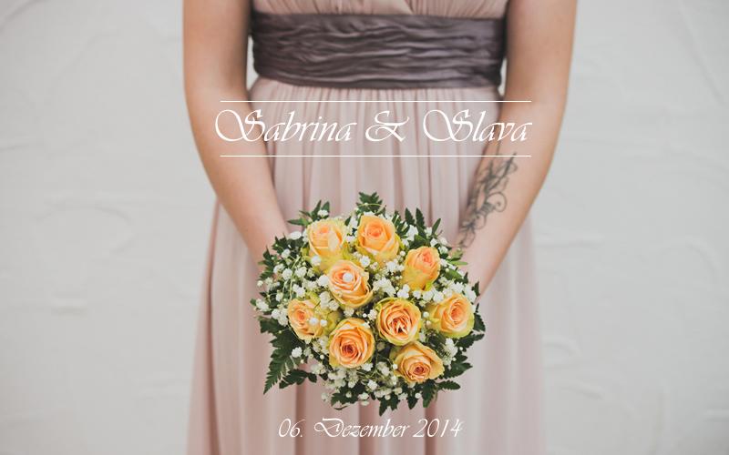 Sabrina & Slava | Hochzeit | Heidelberg | Deutschland