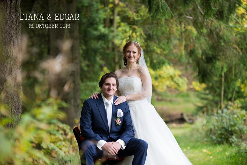 Diana & Edgar | Hochzeit | Ewersbach | Deutschland